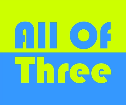 Logo von All Of Three, Musik · DJ's · Bands Schwarzwald