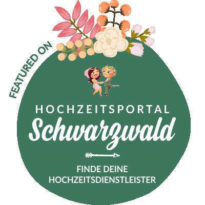 Featured auf Hochzeit & Heiraten im Schwarzwald, Baden-Württemberg